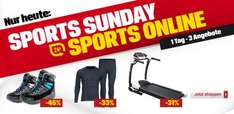 Sonntagsdeal bei Sports Experts - 3 Angebote