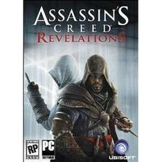 Assassin's Creed Revelations @ amazon.com für 7,80 €