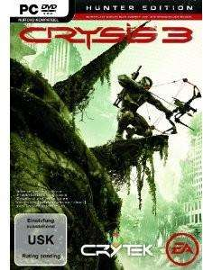 Crysis 3 Hunter Edition ca. 34€ (zavvi)