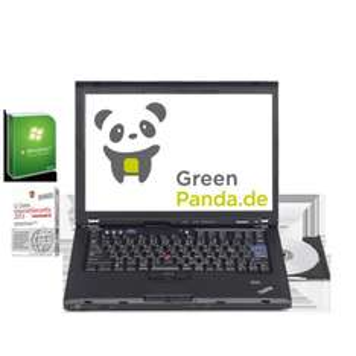 Refurbished - 15'' Lenovo ThinkPad T60 / XGA-Antiglare/ T2500 / 2GB RAM / Win7 für 182,90€ inkl. Versand im dealclub