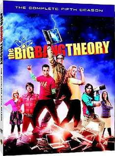 The Big Bang Theory - Complete Season 5 [DVD] @ zavvi