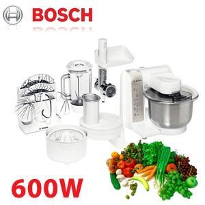 Bosch Küchenmaschine MUM4880 mit viel Zubehör für 138,90€ (inkl. VSK) bei ibood (idealo 184,85€)
