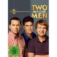 Two And A Half Men - Staffel 8 @Amazon 13,97€