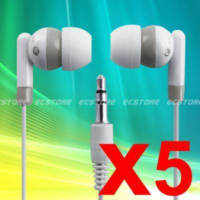 5 Mini In-Ear Kopfhörer 3,79 Euro mit Versand aus Deutschland