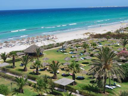 42(!) Tage Tunesien Halbpension incl. Bahnticket zum Flughafen