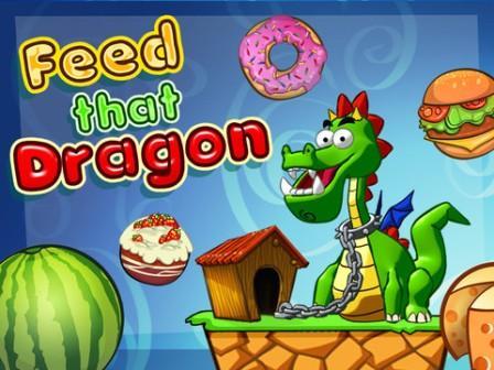 [ios] Feed that Dragon HD kostenlos statt 2.60 EUR