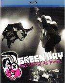 (UK) Green Day - Awesome As F**k (Blu-ray + CD) für 7,99€ @ WOWHD