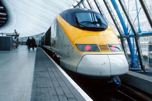 Mit dem Eurostar von Paris nach London und zurück