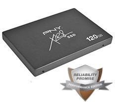 PNY SSD-Festplatte XLR 8 120GB  bei Media Markt HH-Wandsbek 79€