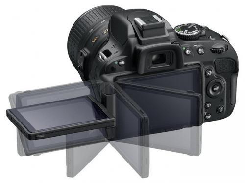 Nikon D5100 + AF-S VR DX 18-55mm