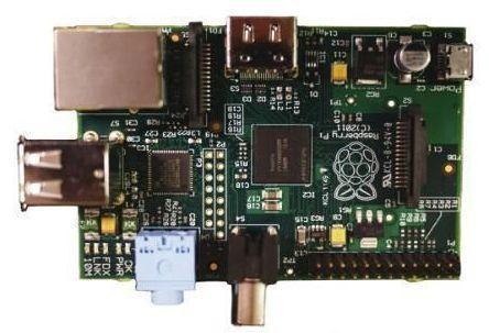Raspberry Pi Model B, 512MB RAM (Rev. 2.0) bei getgoods.de