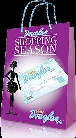 Douglas Shopping Season Aktion - 21.1.-3.2.13 Vorteile mit der Douglas Card