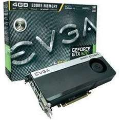 EVGA GTX 670 Superclocked inkl. Assassins Creed 3 für 285€ @ Mindstar