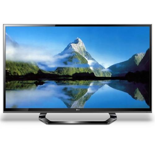 """[KNALLERANGEBOT -LOKAL GE-BUER] LG 42LM615S - 107cm/42"""" Cinema 3D LED TV mit TRIPLE Tuner,200 Hz und 4x 3D Brillen für 399,00 €"""