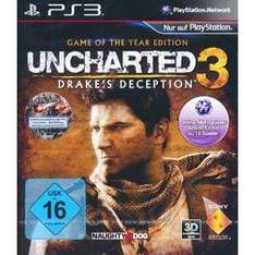 Uncharted 3 Game of the Year Edition