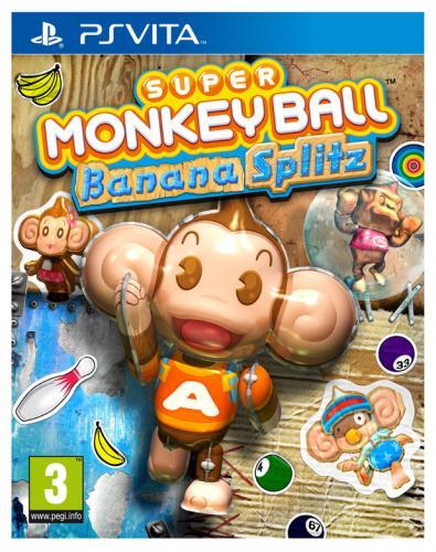 Super Monkey Ball Banana Splitz für PS Vita (ENGLISCH) @shop4de.com