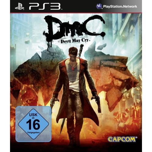 DMC-Devil May Cry für die Ps3&Xbox360 um 38,95 bei Conrad.de