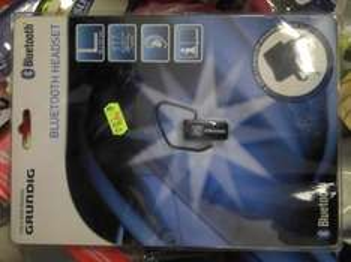 [lokal: Netto Paderborn] Grundig Bluetooth Headset für 1 Euro (Preisfehler?)