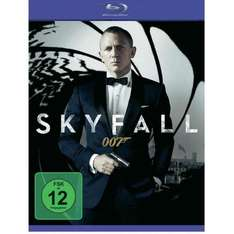 James Bond - Skyfall BluRay für 15,95