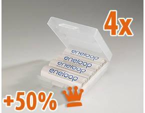 16x Sanyo Eneloop AA (HR-3UTGA) für 29,03 € (1,81 € / Stück) @MeinPaket