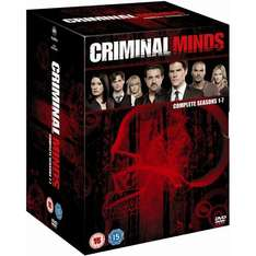 Criminal Minds Staffel 1-7
