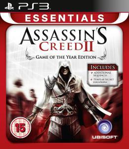[PS3] Assassin's Creed, Assassin's Creed 2 & Assassin's Creed: Brotherhood je 11,57