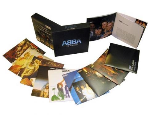 ABBA - The Albums (9-CD-Box) für 26,95€ @ bol.de