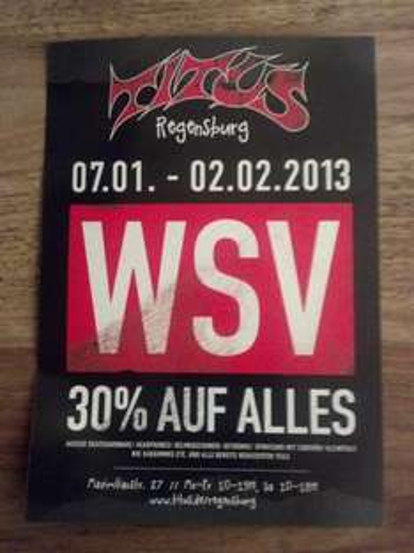 Lokal - Regensburg - Titus 30% auf alles