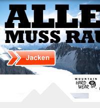 Bergfreunde WSV Outddor Jacken Hosen Pullis
