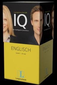 Langenscheidt IQ - Englisch Sprachkurs - 20% sparen