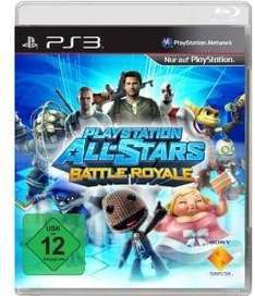 PlayStation All-Stars Battle Royale 34,95€ @Thalia / Buch.de / BOL