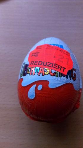 (Lokal, Weiterstadt) Kinder Überraschungseier @ Kaufland