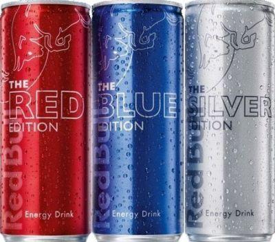 [Lokal] Kaufland Köthen Red Bull Rot Silber Blau