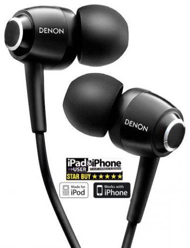Denon AH-C560R In-ear Kopfhörer mit Mikrofon