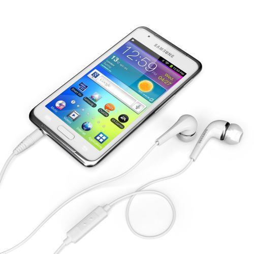 Samsung Galaxy S 8GB + 8GB Memory Card Wi-Fi MP3 Player mit 4.2 inch Display beim Amazon.co.uk