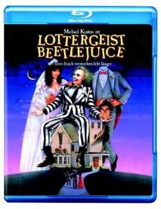 (wowhd.co.uk) Beetlejuice (Blu-ray) inkl. dt. Ton für 7,35 Euro