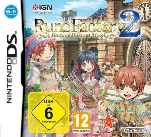 Rune Factory 2 (DS)
