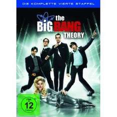 REAL Wolfsburg - The Big Bang Theory - Staffel 4