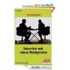 [Kindle] Interview mit einem Buchpiraten