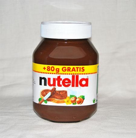 Trinkgut (deutschlandweit) - Nutella 880g für 2,49€ ab Montag 14.01.