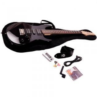 Tourgear by Yamaha TG 121 UBLPACK E-Gitarren Komplettset  Versand kostenlos