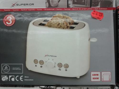 Potsdam Kaufland Toaster für 6,49€
