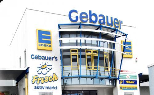[LOKAL GÖPPINGEN] 10% auf den kompletten Einkauf bei Gebauer aktiv-markt