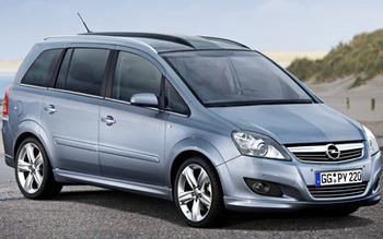 [Online] Opel Zafira Van als Neuwagen mit bis zu 40,18% Rabatt bei autohaus24.de