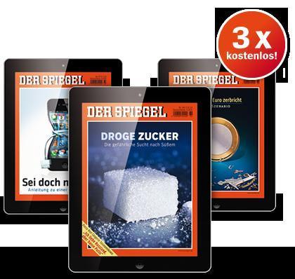 3x Spiegel Digital kostenlos lesen