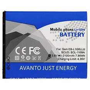 AVANTO Akku für Samsung Galaxy S3 mit 2100mAh