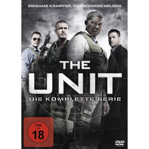 The Unit - Eine Frage der Ehre, Complete DVD Box (19 Discs) => 46,99 Euro