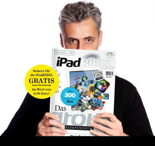 iPadBIBEL Digitale Zeitschrift Kostenloser Download (Wert 8,99€)