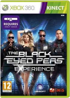 (UK) The Black Eyed Peas Experience (Kinect) Xbox 360 oder Dance On Broadway [PS3 Move] für je 6.50€ @ Zavvi