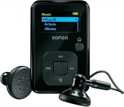 [digitalo] Sansa Clip+ 8GB mit Gutschein und VSK frei (Vorbestellen - nicht lieferbar!)